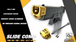 Dynamic Precision Glock Compensator Type A